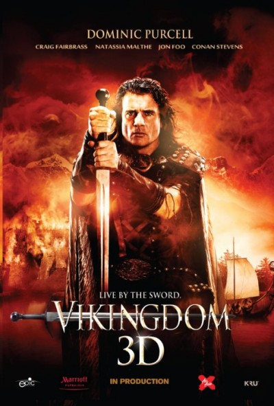 Vikingdom (2013) BRRip XviD AC3-SuperNova