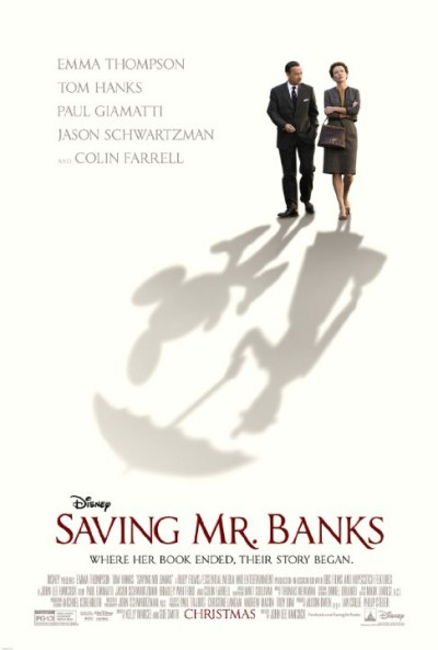 Saving Mr Banks (2013) DVDSCR x264 AC3-FooKaS