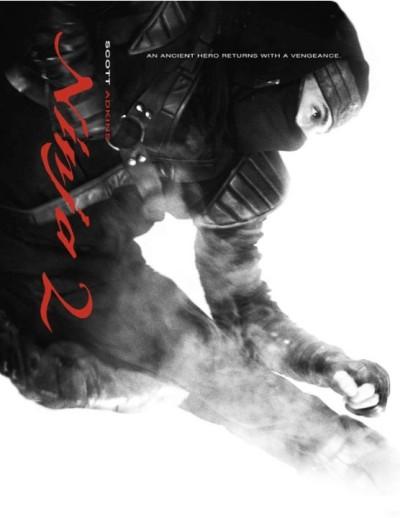 Ninja Shadow of a Tear (2013) 720p HDRip x264 AC3-MiLLENiUM