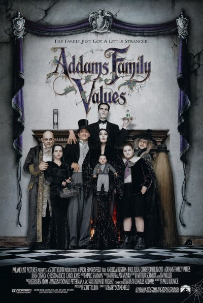 Addams Family Values (1993) DVDRip XviD iNT-FZERO