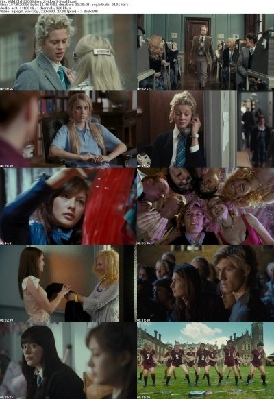 Wild Child 2008 Brrip Xvid Ac3-Stealth