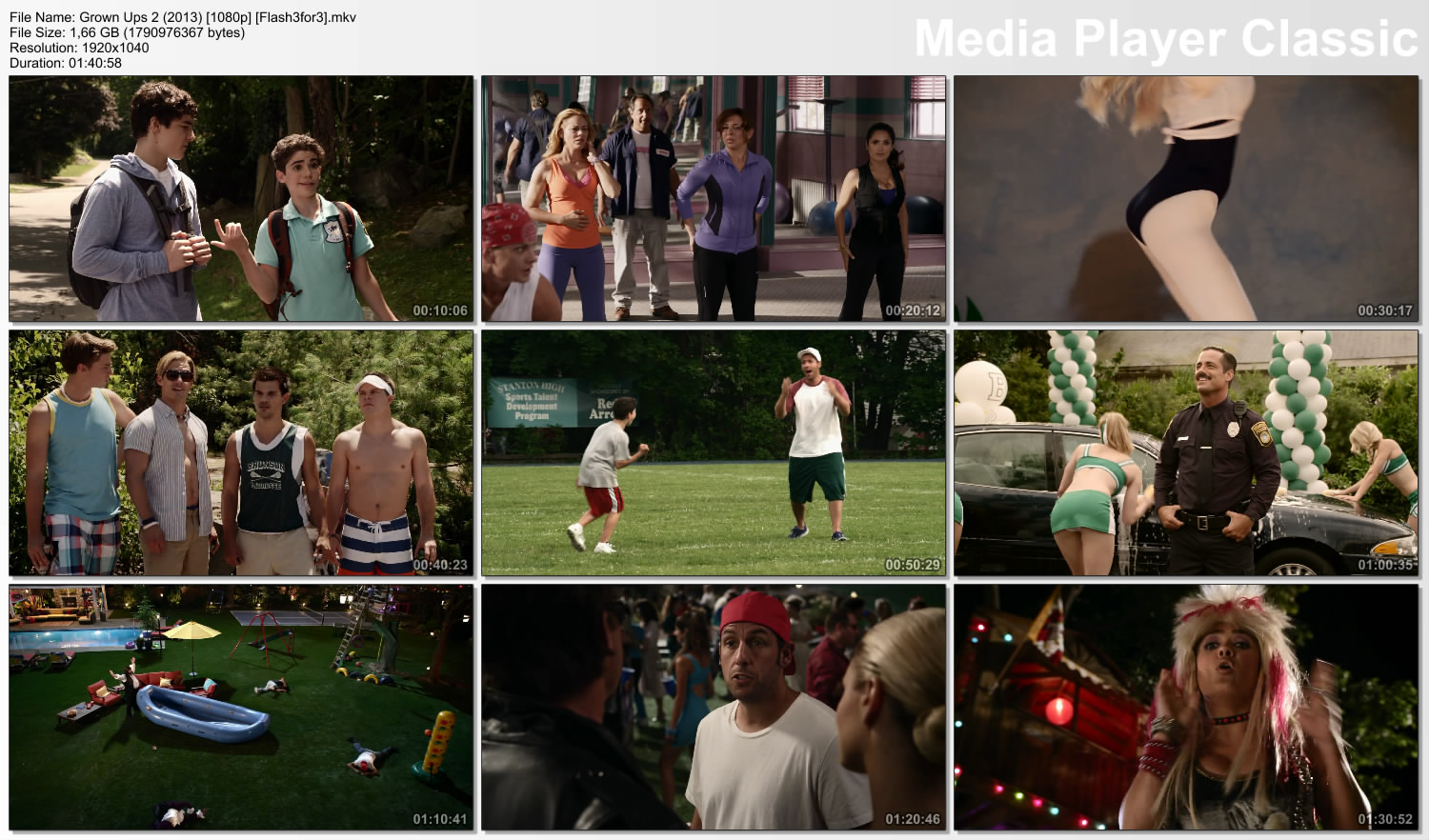 [Mi Subida]Grown Ups 2 [1080p][Mega][1 Link]