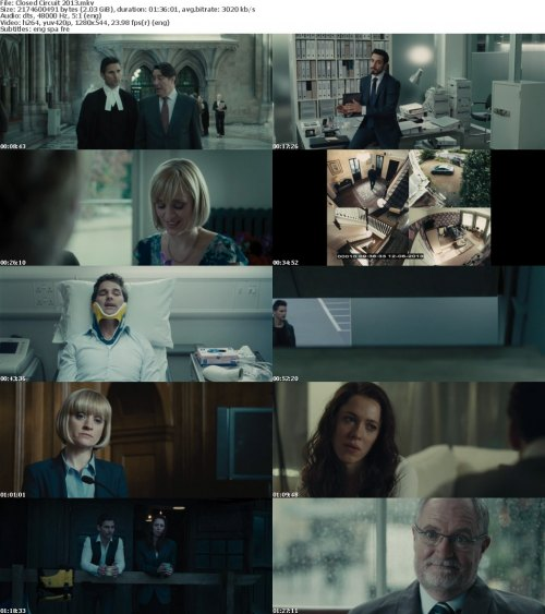 Closed Circuit (2013) 720p BluRay x264 DTS-HD 5 1 MSUBS ExDKING-ExDT