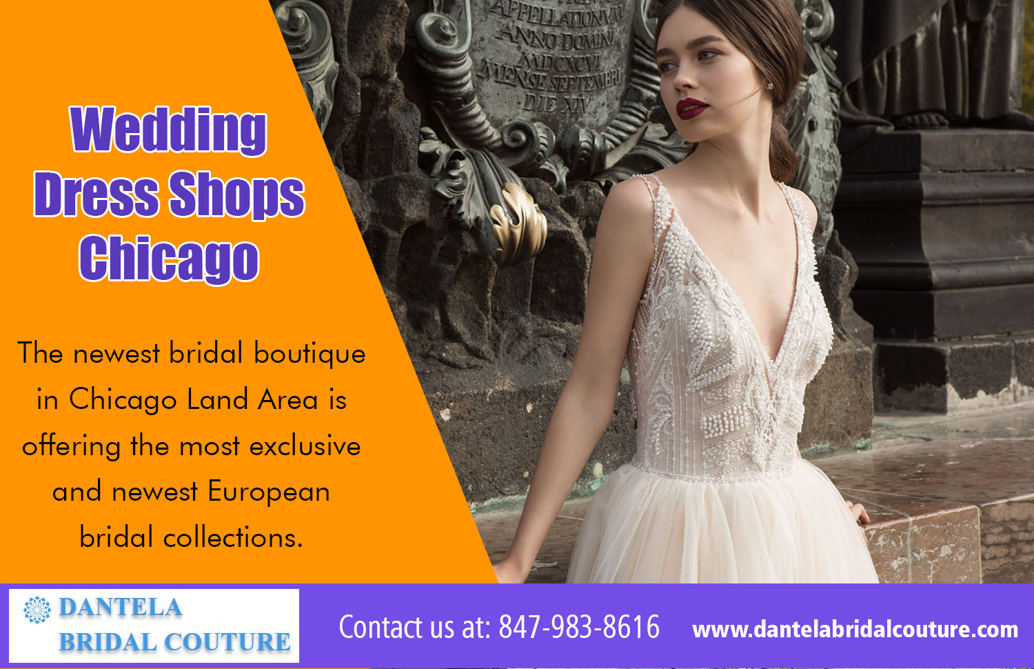 Wedding Dresses Chicago|https://dantelabridalcouture.com/ - TryIMG.com