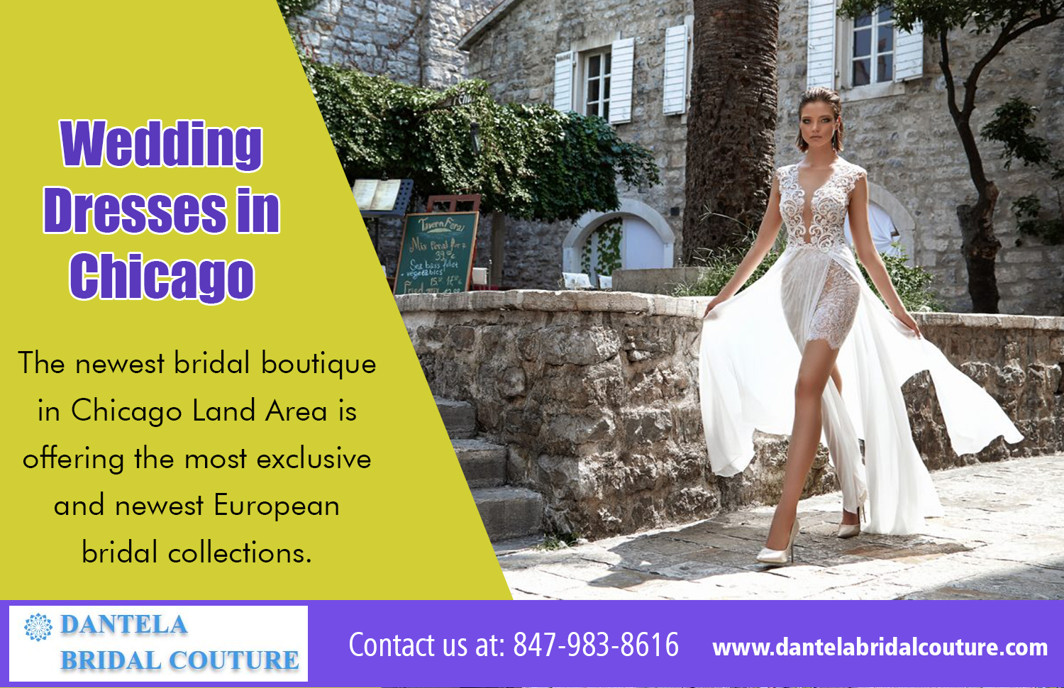 Wedding Dresses Park Ridge|https://dantelabridalcouture.com ...